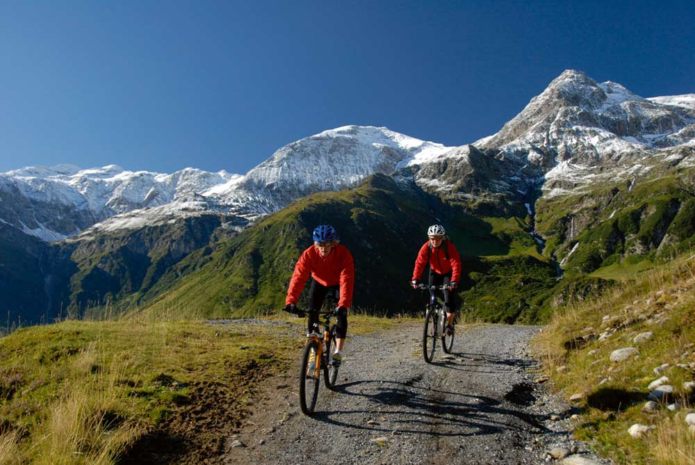 Mountainbike-Routen