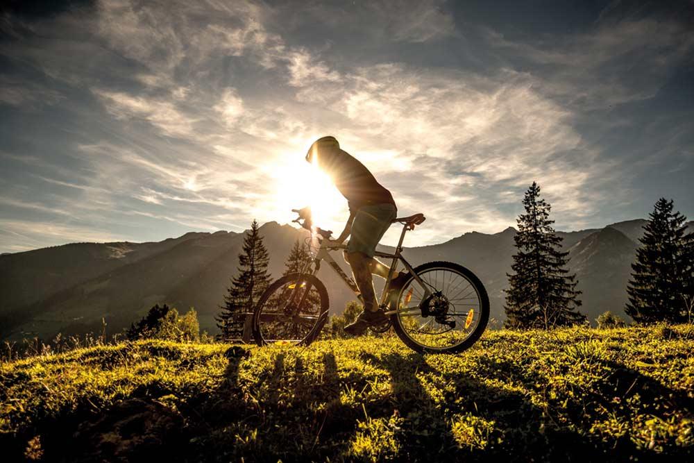 Biken und Radfahren in Gastein