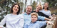 Familie Enzinger Pension Gabriele