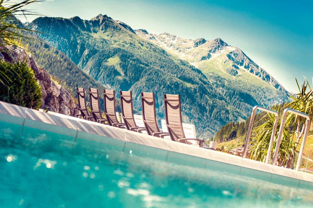 Felsentherme in Bad Gastein