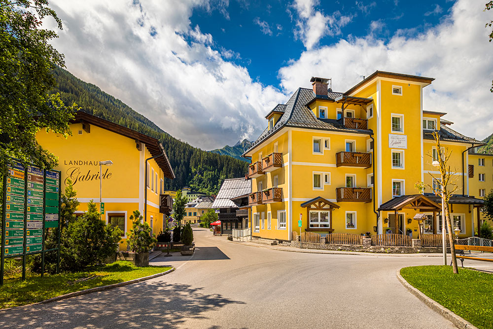 Pension Gabriele in Bad Gastein