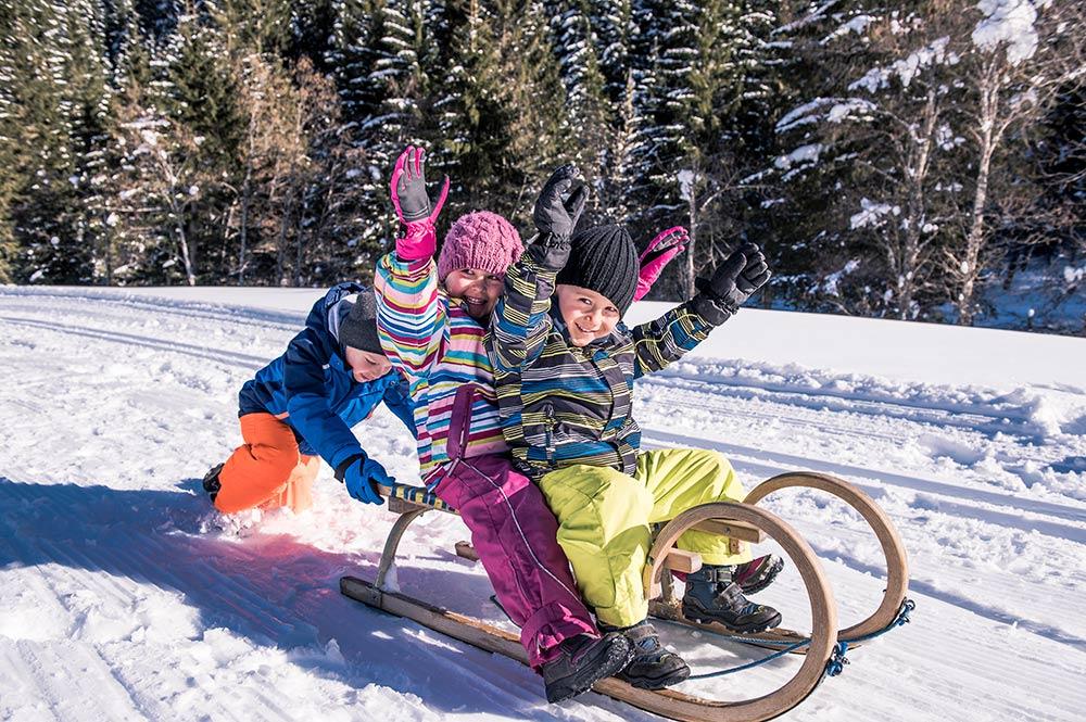 Winterspass für Kinder